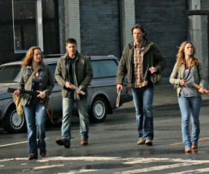 "Supernatural Clip, Pics from ""Abandon All Hope"""