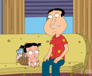 "Family Guy Quotes: ""Quagmire's Baby"""