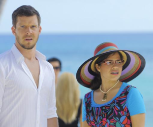 Ugly Betty: Bound for the Bahamas!