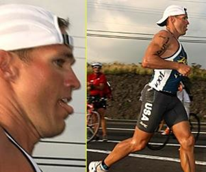 Andy Baldwin Completes Ironman