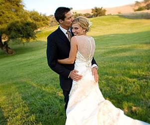Andrew Firestone and Ivana Bozilovic: Married!
