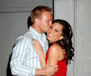 Melissa Rycroft and Tye Strickland: Engaged!