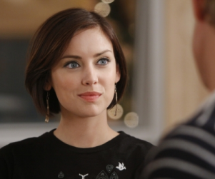 Jessica Stroup and Tiffany Boone Cast on The Following