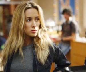 Gillian Zinser Promoted to Series Regular on 90210