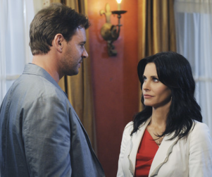 "Cougar Town Review: ""Mystery Man"""