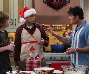"Two and a Half Men Review: ""Warning, it's Dirty"""