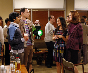 "The Big Bang Theory Episode Stills: ""The Psychic Vortex"""