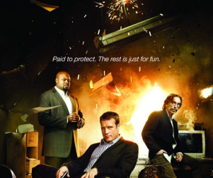 Human Target Promotional Posters: Released