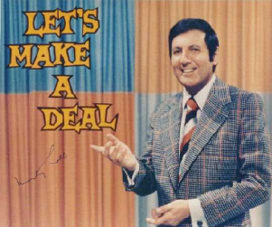 Let's Make a Deal: Returning to the Air