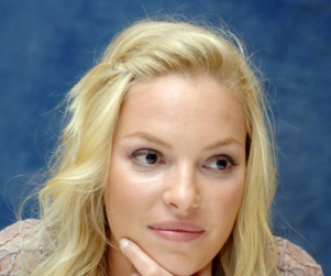 Go On. Ask Katherine Heigl Anything!