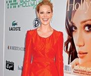 How Katherine Heigl Stays in Shape