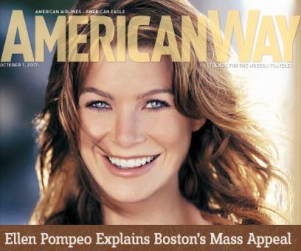 Get to Know Ellen Pompeo and Her Native Boston