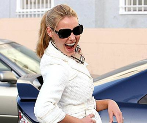 Katherine Heigl: All Smiles as Usual