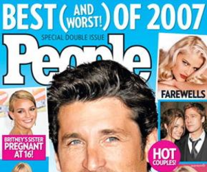 Patrick Dempsey Named People Star of the Year