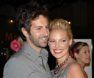 Katherine Heigl at 27 Dresses Premiere