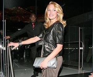 Katherine Heigl Throws Birthday Party For Josh Kelley