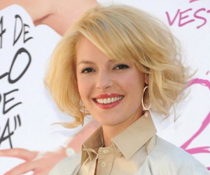 Katherine Heigl Promotes 27 Dresses, New Look