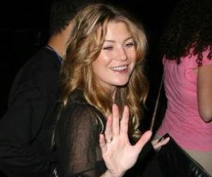 "Ellen Pompeo at ""Good Medicine"" Benefit"