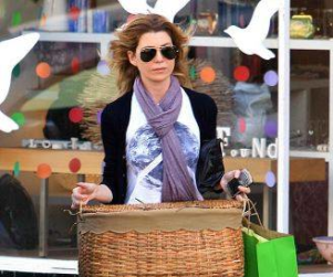 Ellen Pompeo in Full Spring Mode