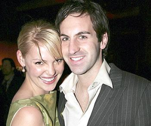 Katherine Heigl Once Had a Thing For T.R. Knight