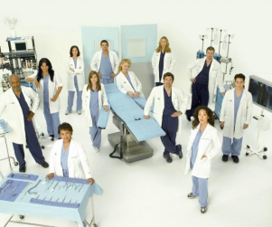 Grey's Anatomy Season Five Cast Pictures