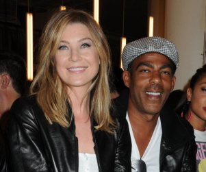 Ellen Pompeo, Chris Ivery Hit Up Fashion Week