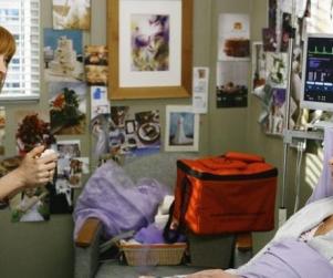 Grey's Anatomy Spoilers: Izzie's Mom