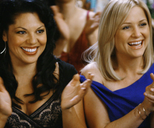 Which New Grey's Anatomy Couple is Your Favorite?