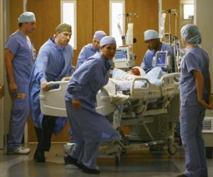 Grey's Anatomy: A Season of Change
