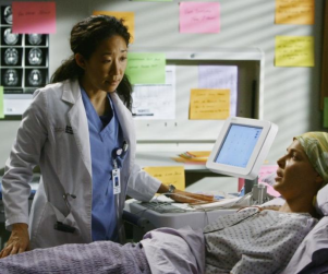 Grey's Anatomy Caption Contest CLX