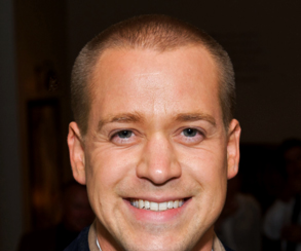 """T.R. Knight Returning to Stage in """"Parade"""""""