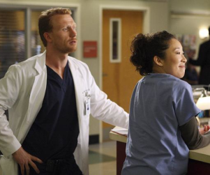 Grey's Anatomy Spoilers: Cristina and Jackson?