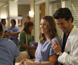 Grey's Anatomy Question: Is the Post-it Wedding Legal?