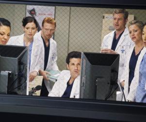 Coming to Grey's Anatomy: New Hookup, Devastating Breakup