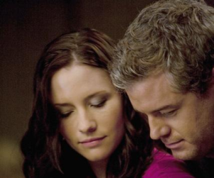 "Mark and Lexie in For ""Slow Journey"" on Grey's Anatomy"