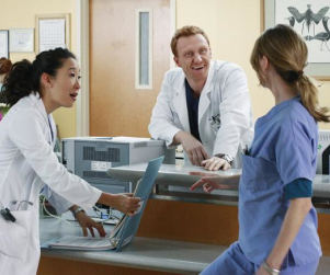 Grey's Anatomy Caption Contest 218