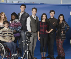 Michelle Obama to Glee Cast: Come Sing!