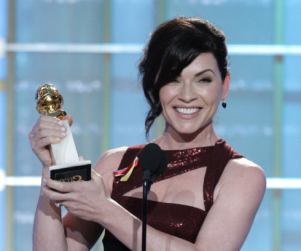 Dexter, Glee and Mad Men Lead  List of Golden Globe Award Winners