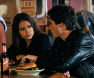 Producer Confirms Elena and Damon Bonding Session on The Vampire Diaries