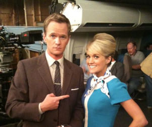 First Look: Carrie Underwood on How I Met Your Mother!
