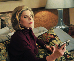 "The Good Wife Episode Stills from ""Bad"""