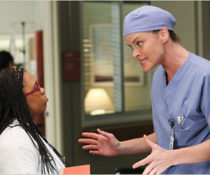 Grey's Anatomy First Look: Pre-Nazi Bailey!