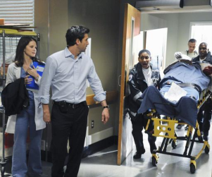 Sarah Drew Returning to Grey's Anatomy