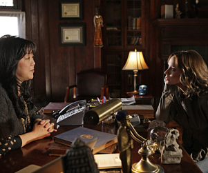 Ghost Whisperer Casting News: Margaret Cho, Catherine Dent
