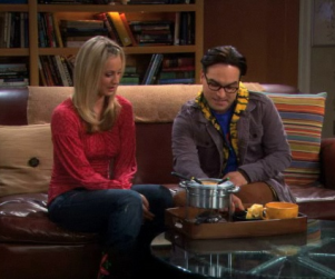 "The Big Bang Theory Review: ""The Large Hadron Collision"""