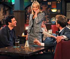 Early Look: Carrie Underwood on How I Met Your Mother