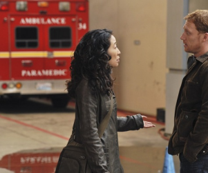 Grey's Anatomy Spoilers: Major Owen-Cristina News!