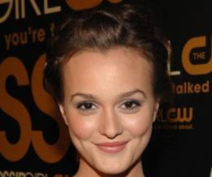 Leighton Meester on Gossip Girl, Blair
