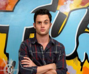 Penn Badgley is on The Sauce