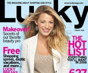 Lucky Lively: Blake Talks Fashion, Style